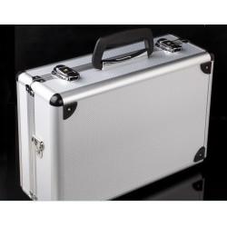 Aluminiowa walizka na aparaturę (360x260x130 mm)