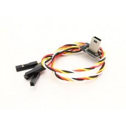 Wtyk USB - AV i DC do kamery Mobius - mini 4g