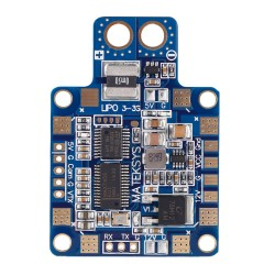 Płytka zasilająca PDB z OSD - HUBOSD8-X - OSD - 2xBEC 12V i 5V - LC Filter