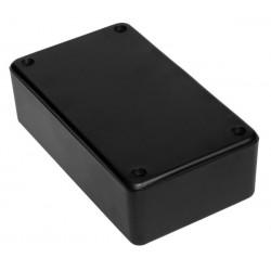 Obudowa do elektroniki Z77 ABS - 124x71x38mm - Czarna - Uniwersalna