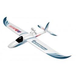 PIONEER II 2,4 GHz RTF Mode 2 - Samolot R-PLANES + DRUGI PAKIET LIPO GRATIS!