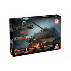 Jagdpanzer IV Italeri - 36510 - World Of Tanks - kody do gry