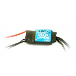 Regulator ESC ABC-Power 20A 2-3S - BEC 2A