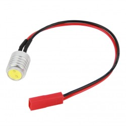 Lampa LED 3W 12V - super jasna - szperacz LED