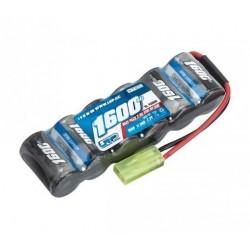 LRP 1600mAh 7.2V NiMH 2/3A XTEC Race pack