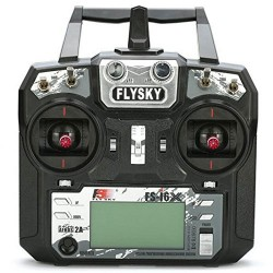 FlySky FS-i6X 10CH 2.4GHz + odbiornik FS-iA10B AFHDS 2A PPM i-Bus