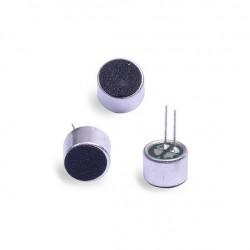 Mikrofon pojemnościowy 9x7mm - 66dB - 50Hz do 20KHz