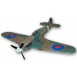 Model ESA - Hawker Hurricane Mk I - 800mm EPP - NPN - Aircombat RC