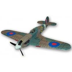 Model ESA - Hawker Hurricane Mk I - 800mm EPP - NPN - Aircombat RC