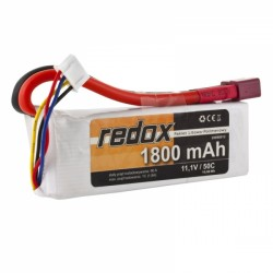 Redox 1800 mAh 11,1V 50C - pakiet LiPo