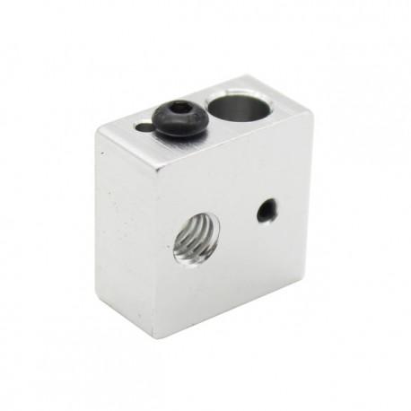 Blok Grzejny głowicy - 20x20x10mm - HOTEND - RepRap MK7/MK8