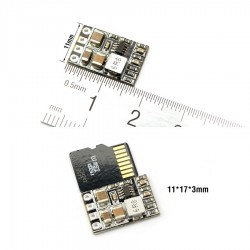 Mikro przetwornica 1g - 7V-21V na 5V/12V 1,5A - Matek Systems
