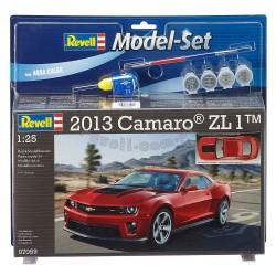 2013 Camaro ZL-1 - REVELL - 67059 - Zestaw z klejem i farbami
