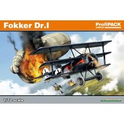 Eduard 7039 Fokker Dr.I
