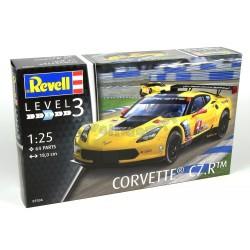 Corvette C7.R - REVELL - 07036 - Samochód