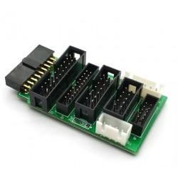 Adapter wielofunkcyjny JTAG - TQ2440 - MINI2440 - J-link ULINK2 V8