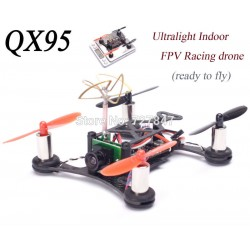 Tiny Whoop - QX95 - SP Racing EVO, FrSky, 5.8Ghz 25mW - BNF