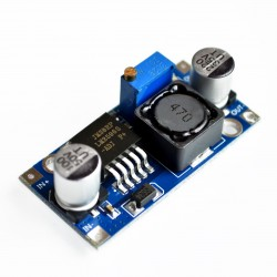 Przetwornica 2A, 3-35V na 1,5-30V - DC-DC - step-down - LM2596 - do FPV