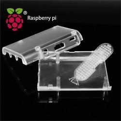 Obudowa Raspberry Pi Model 3/2/B+ - przeźroczyste
