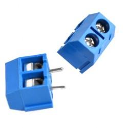 Złącze ARK KF301 raster 5 mm 2 pin (-) - 10 sztuk