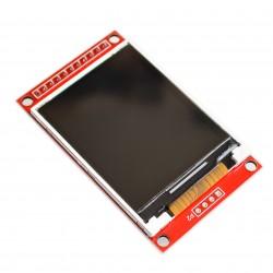 """Wyświetlacz TFT LCD 2"""" - dotykowy 176x220 - Adruino"""