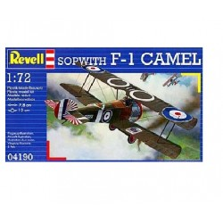 Sopwith F1 Camel - REVELL - 04190 - Samolot