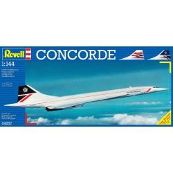 Concorde - Revell - 04257 - Samolot pasażerski