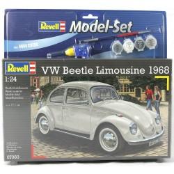 VW Beetle Limousine 1968 - REVELL - 67083 - Samochód