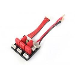 Multi adapter do ładowanie pakietów - max 6S