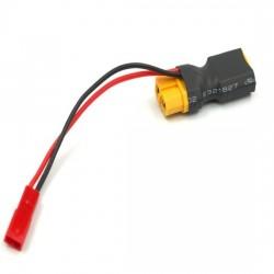 Przejście - wtyki XT60 na XT60 i JST - Power adapter
