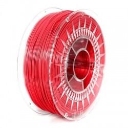 Filament Devil Design 1KG ABS+ 1,75 mm czerwony