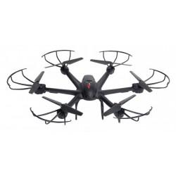 MJX X601H Hexacopter RTF (Kamera FPV 480p, 2.4GHz, żyroskop, barometr) - Czarny