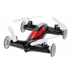 Syma X9S quadcopter/samochód (2.4GHz, headless, zasięg 30m) - Czarny