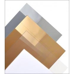 Transparentna Płyta Poliestrowa 0,50 x 328 x 477 mm - MAQUETT