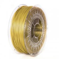 Filament Devil Design 1KG PLA 1,75 mm złoty