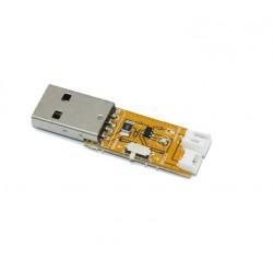 Ładowarka USB do ładowania akumulatorów 1S - 3,7V - 1x Micro-JST i 1x mCPX