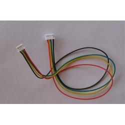 Przejście - DF11 - DF11 - 4 piny - 50cm - kontroler gimbal / czujnik ruchu - przewód do połączenia