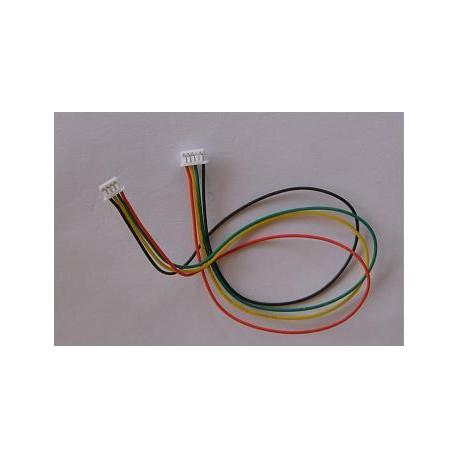 Przejście - DF11 - DF11 - 4 piny - 30cm - kontroler gimbal / czujnik ruchu - przewód do połączenia