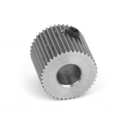 Radełko Ekstrudera 40 zębów - oś 5mm - Drukarka 3D RepRap