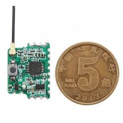 Mikro odbiornik FRSKY (D8) - 8CH 2.4GHz - PWM, PPM, S.BUS