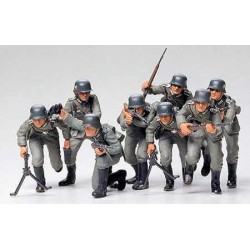 Tamiya 35030 German Assault Troops (Infantry)