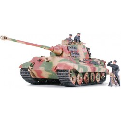 Tamiya 35252 German King Tiger Ardennes Front