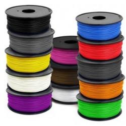 Filament PLA 1,75mm 1kg - czerwony - Drukarki 3D