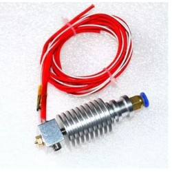 Głowica J-Head E3D V5 1.75mm Dysza 0.4mm + złącze bowdena - Long Distance