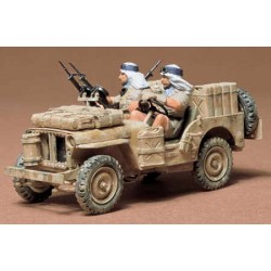 Tamiya 35033 British Jeep SAS
