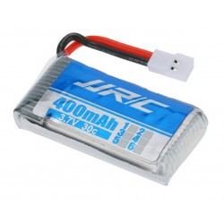 400mAh 3.7V 30C LiPo Walkera/Molex do JJRC H31