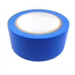 Niebieska taśma - podkładka do druku - adhezyjna - 48mm x 30m