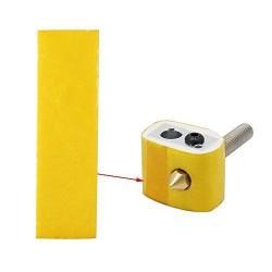 Hotend - izolacja bawełniana - termiczna - Drukarki 3D