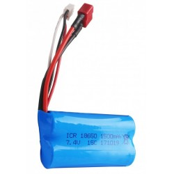 Akumulator 1500mAh 7.4V Li-Ion T-Dean NQD