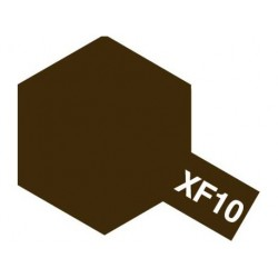 Tamiya XF-10 Flat Brown Matt 10ml - 81710